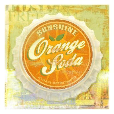 Orange-Cory Steffen-Premium Giclee Print