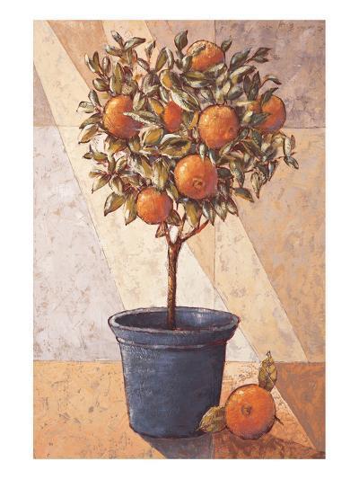 Orangetree-Karsten Kirchner-Art Print