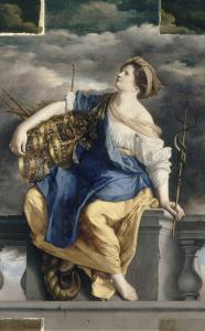 La Félicité Publique triomphant des Dangers by Orazio Gentileschi