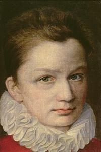 Portrait of a Youth, C.1570-75 by Orazio Gentileschi