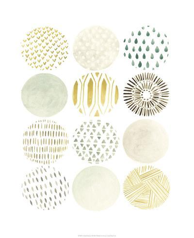 Orbital Patterns II-June Vess-Premium Giclee Print
