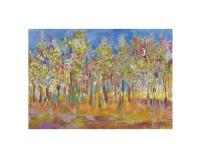 Orchard in Orchid-Amy Dixon-Art Print
