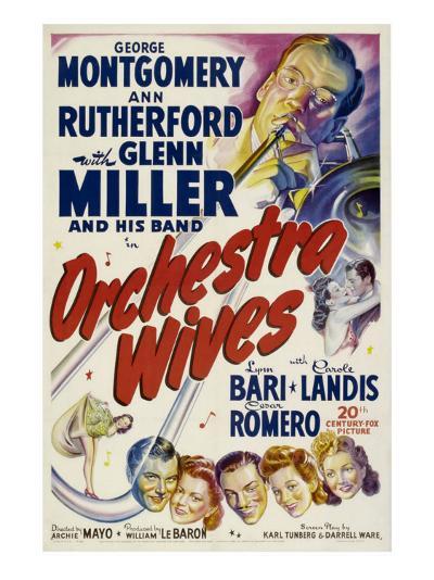 Orchestra Wives, Glen Miller, 1942--Photo