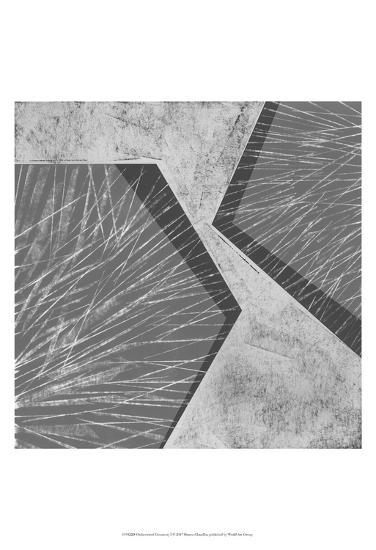 Orchestrated Geometry I-Sharon Chandler-Art Print