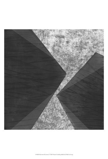 Orchestrated Geometry V-Sharon Chandler-Art Print