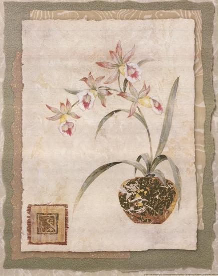 Orchid II-Pamela Gladding-Art Print