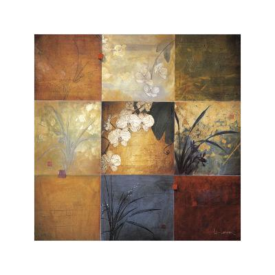 Orchid Nine Patch-Don Li-Leger-Giclee Print