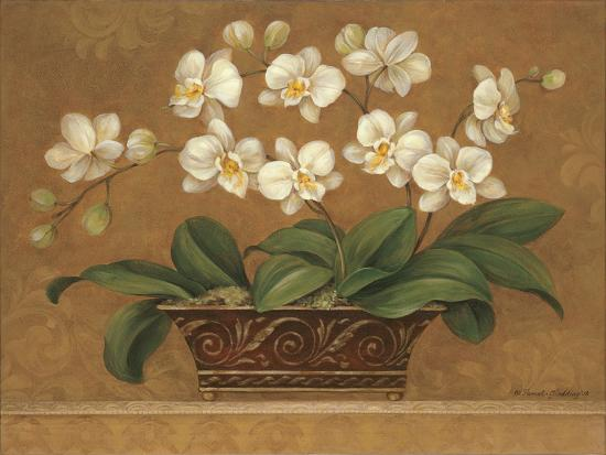 Orchid Tapestry-Pamela Gladding-Art Print