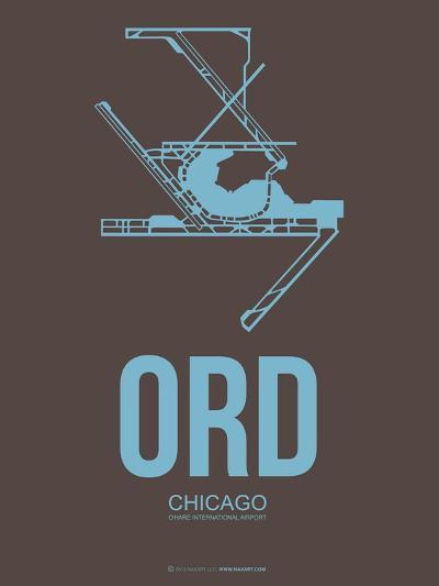 Ord Chicago Poster 2-NaxArt-Art Print