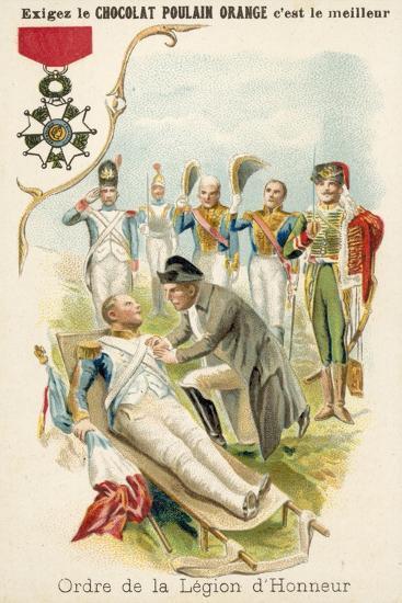 Order of the Legion D'Honneur--Giclee Print