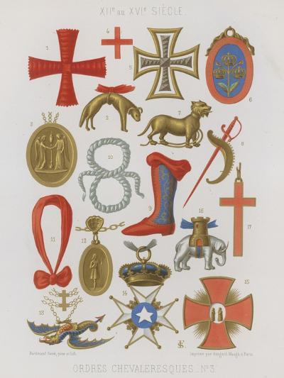 Orders of Knights--Giclee Print
