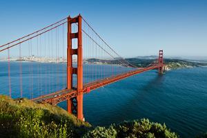 Golden Gate Bridge by Oregon Photo by Matt Payne of Portland