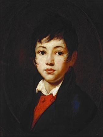 Portrait of Alexander Chelishchev, 1808