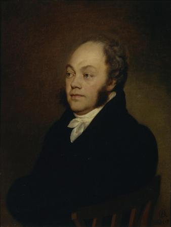 Portrait of Count Fyodor Vasilyevich Rostopchin (1763-182), 1809