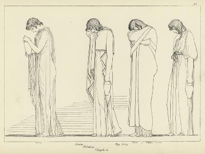 Orestes-John Flaxman-Giclee Print