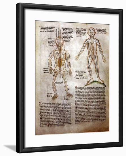 Organ Man-Apocalypse-Framed Art Print