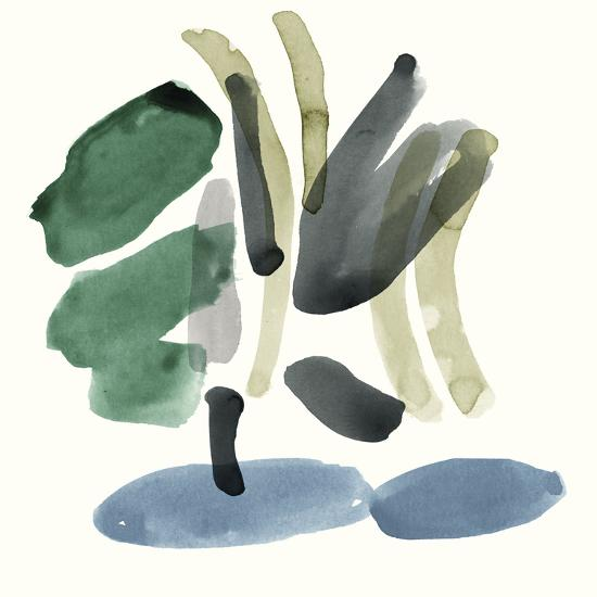 Organic Abstraction - Splatter-Maja Gunnarsdottir-Giclee Print