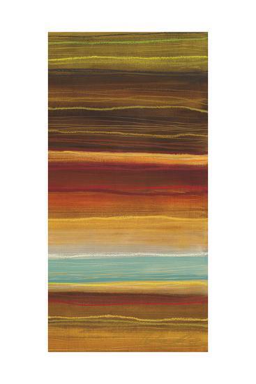 Organic Layers IV-Jeni Lee-Art Print