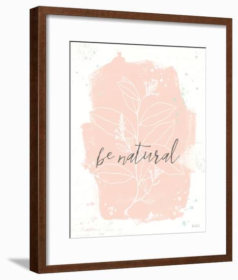 Organic Lines I-Katie Pertiet-Framed Art Print