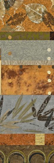 Organic Patterns I-Jeni Lee-Premium Giclee Print