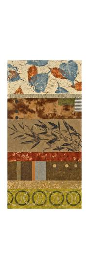 Organic Patterns II-Jeni Lee-Premium Giclee Print