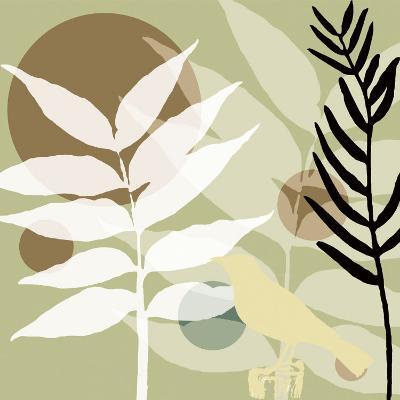 Organic Zen I-Jan Weiss-Art Print