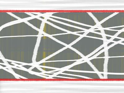 Organized Chaos 2-NaxArt-Art Print