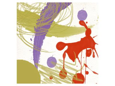 Organized Chaos I-Yashna-Art Print