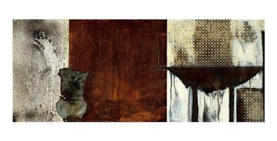 Organized II-Toos Van Poppel-Art Print