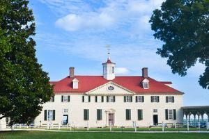 Mount Vernon, Home of George Washington - Washington DC Metropolitan Area - United States by Orhan