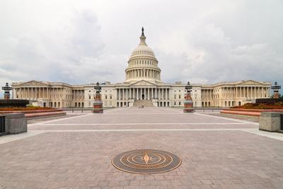 The U.S. Capitol - Washington Dc, United States