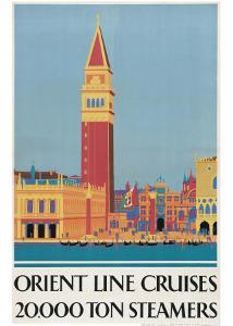 Orient Line Cruises - Venice