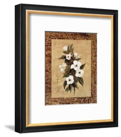 Oriental Art VIII-Hu Chen-Framed Art Print