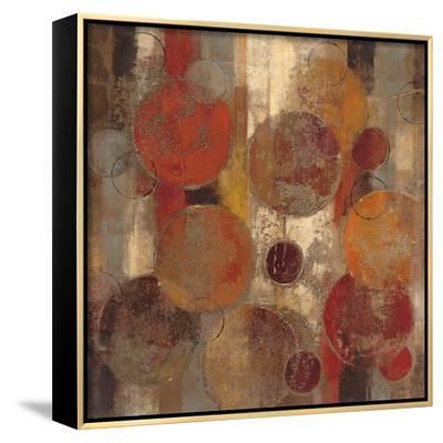 Oriental Bazaar I-Silvia Vassileva-Framed Canvas Print