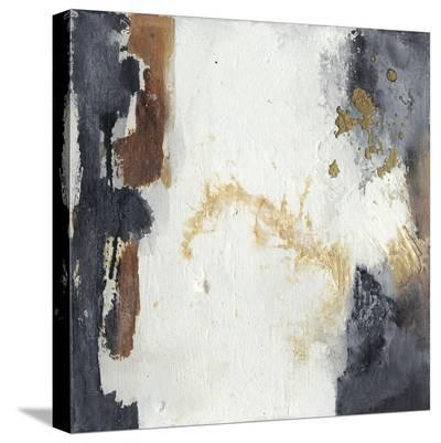 Oriental Garden III-Joyce Combs-Stretched Canvas Print