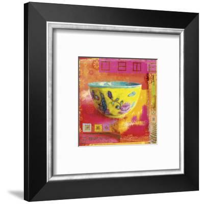 Oriental Passion-Linda Maron-Framed Art Print