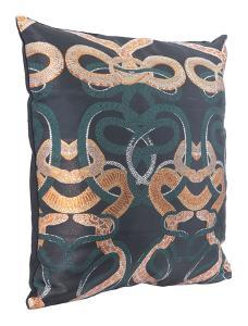Oriental Pillow Multicolor