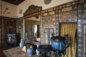 Oriental Room in Bojnice Castle (19th-20th Century), Slovakia