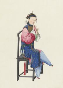 Musican III by Oriental School
