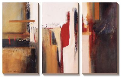 Oriental Tea-Natasha Barnes-Canvas Art Set