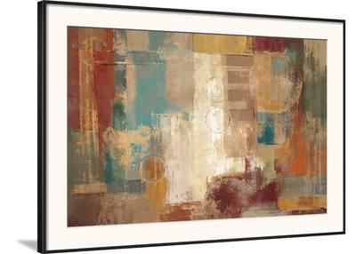 Oriental Trip Crop-Silvia Vassileva-Framed Art Print