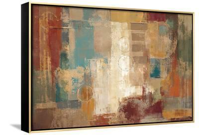 Oriental Trip Crop-Silvia Vassileva-Framed Canvas Print