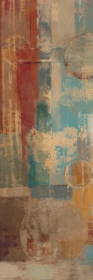 Oriental Trip Panel I-Silvia Vassileva-Premium Giclee Print