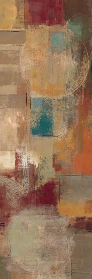 Oriental Trip Panel II-Silvia Vassileva-Premium Giclee Print