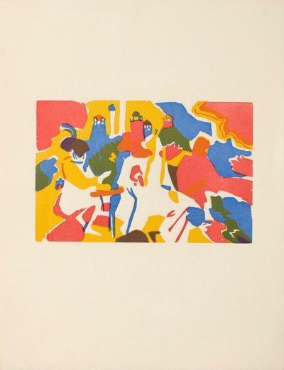 Orientalisches-Wassily Kandinsky-Premium Edition