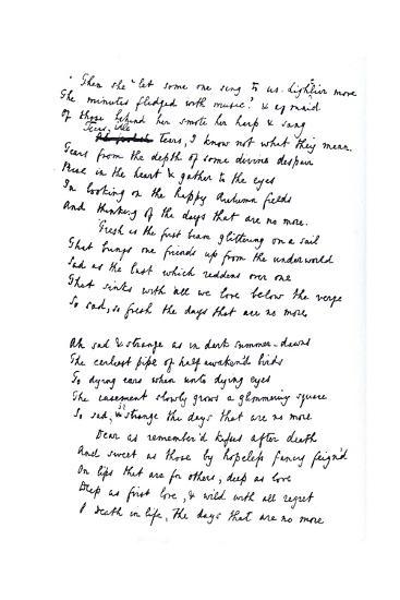 hap poem
