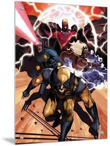 Origins of Marvel Comics: X-Men No. 1: Wolverine, Storm, Cyclops, Magneto