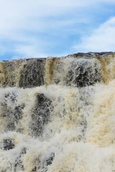 Orinduik Falls, Guyana-Keren Su-Photographic Print