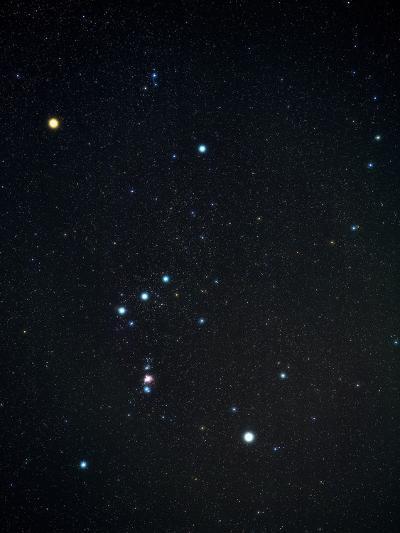 Orion Constellation-Eckhard Slawik-Photographic Print