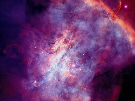 Orion Nebula-Arnie Rosner-Photographic Print